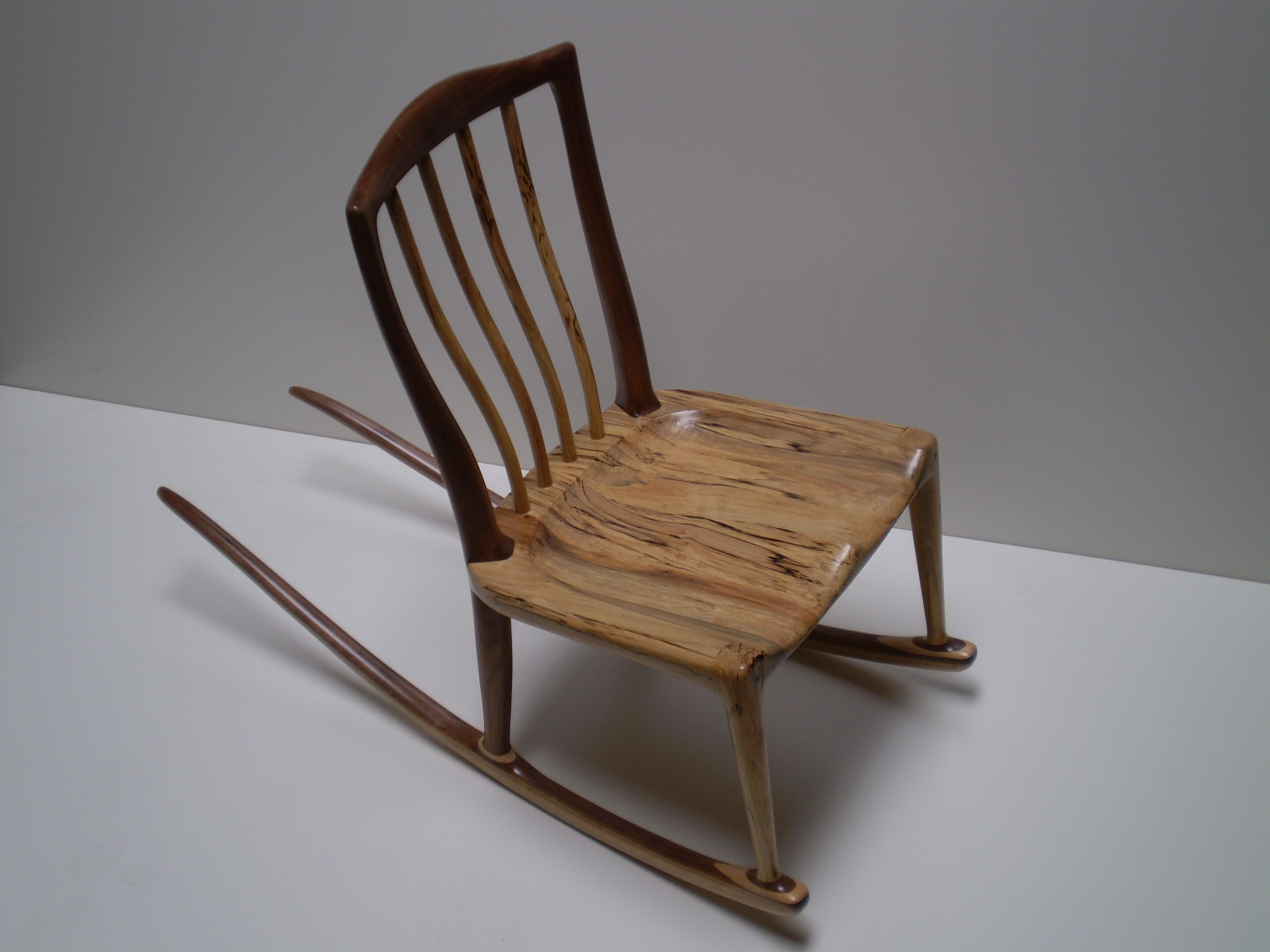 Rick Brewer Custom Cabinets Handmade Rocking Chairs And Furniture
